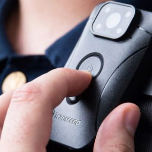 Bodycams für den Sicherheitsdienst