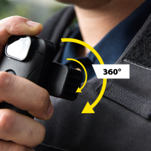 Zunehmende Gewalt erfordert neue Maßnahmen: Bodycams